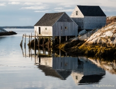 Calm waters make for great reflections
