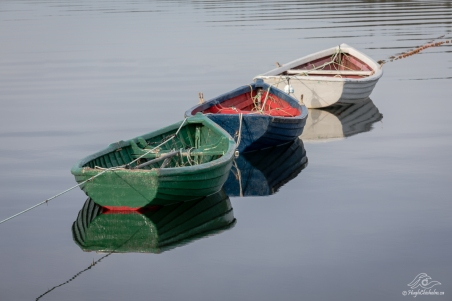 Fishing Dories in St. Margaret's Bay