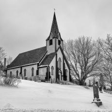 St. Luke's Anglican Church, Hubbards